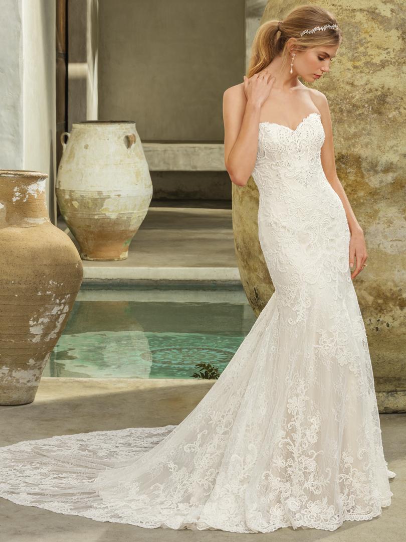 Wedding Dress 10010 - Dominique Levesque Bridal