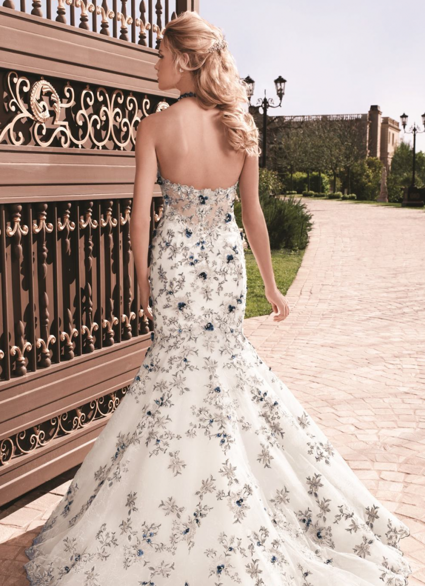 Wedding Dress 8237 - Dominique Levesque Bridal