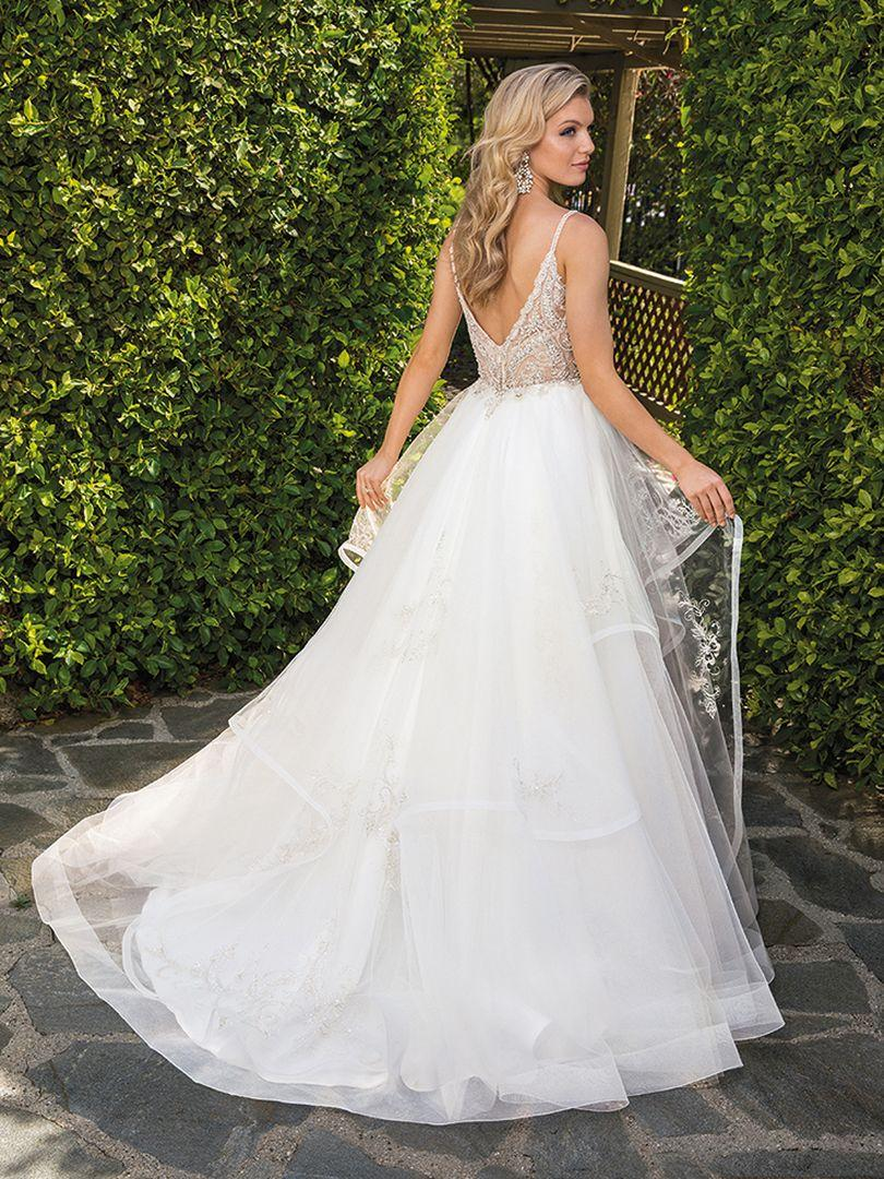 Wedding Dress cb5532bg - Dominique Levesque Bridal