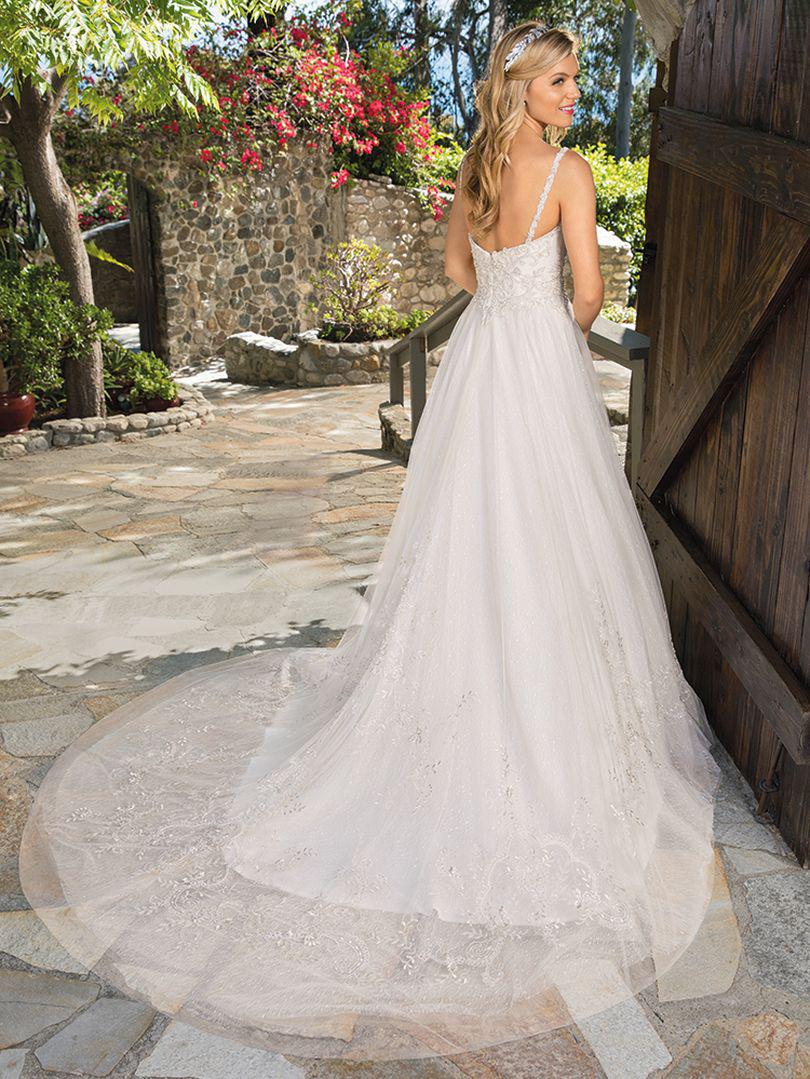 Wedding Dress CB2632BG - Dominique Levesque Bridal