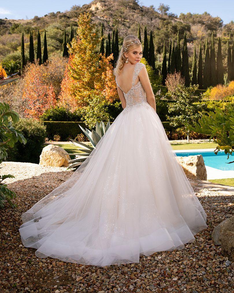 Wedding Dress CB4732BG - Dominique Levesque Bridal