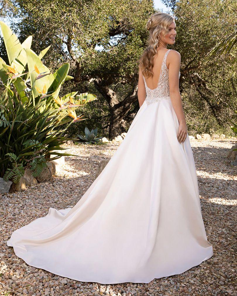 Wedding Dress CBC7832BG - Dominique Levesque Bridal