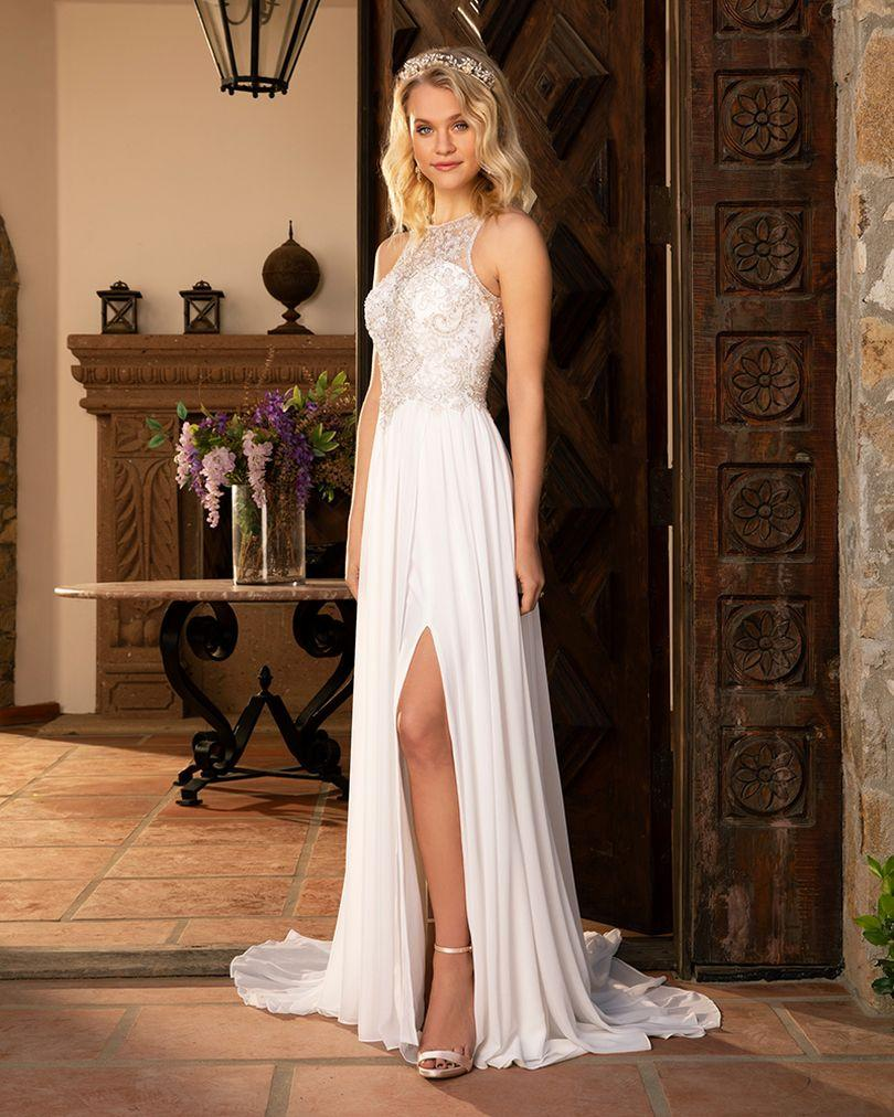 Wedding Dress CB3932BG - Dominique Levesque Bridal