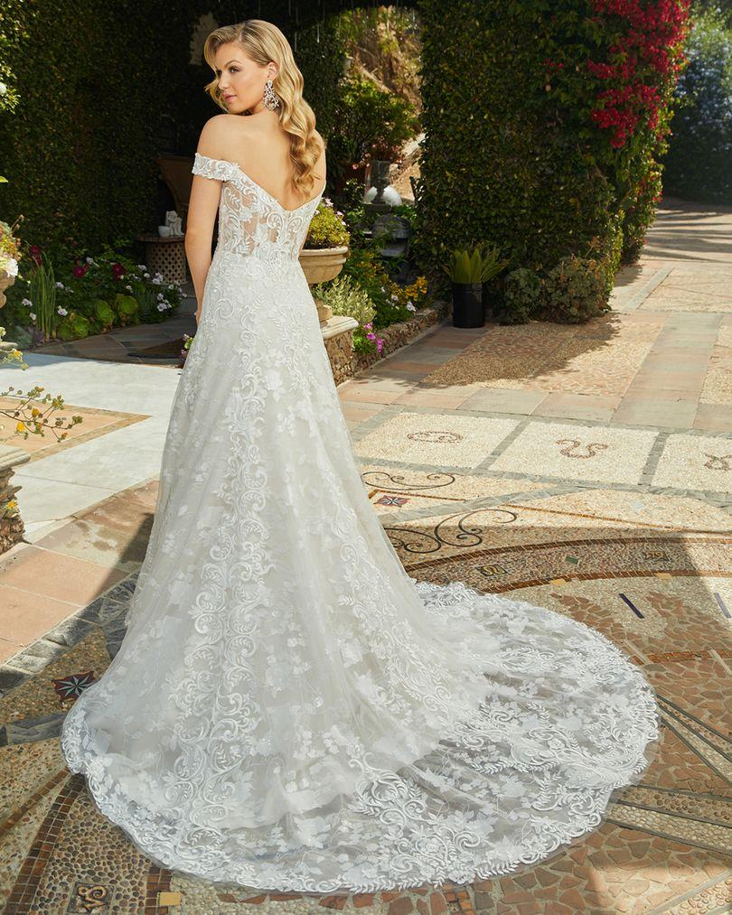 Wedding Dress CB1142BG - Dominique Levesque Bridal