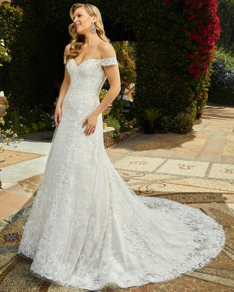 Wedding Dress CB1142BG - Dominique Levesque Bridal