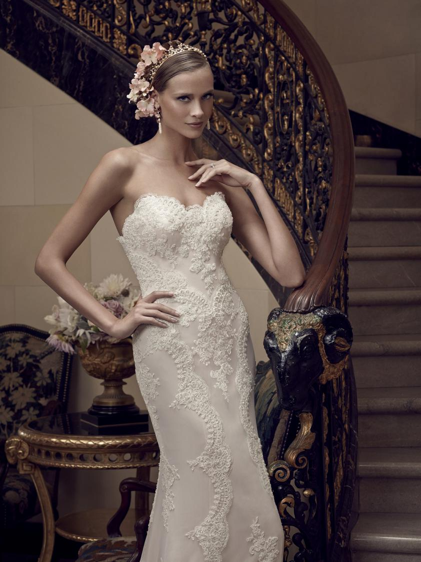 Wedding Dress 8470 - Dominique Levesque Bridal