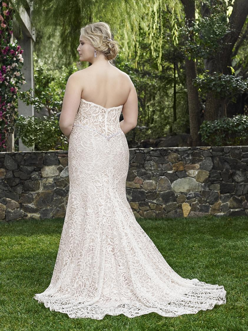 Wedding Dress 9064 - Dominique Levesque Bridal