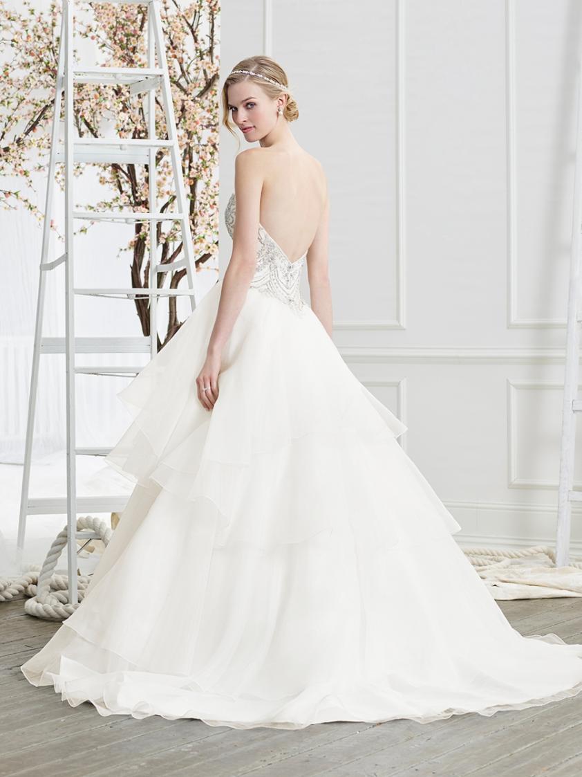 Wedding Dress 9067 - Dominique Levesque Bridal