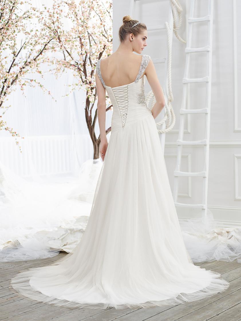 Wedding Dress 9068 - Dominique Levesque Bridal