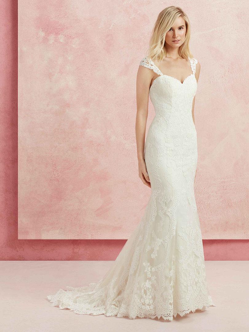 Wedding Dress 9420 - Dominique Levesque Bridal