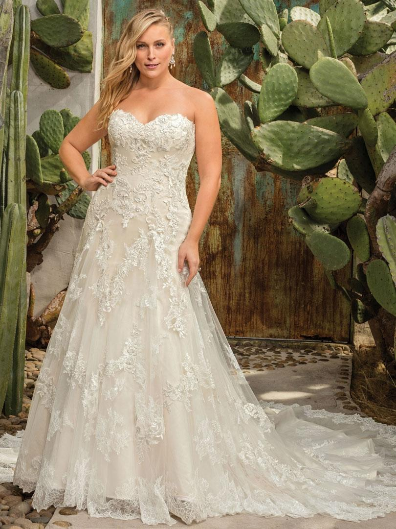 Wedding Dress 9467 - Dominique Levesque Bridal