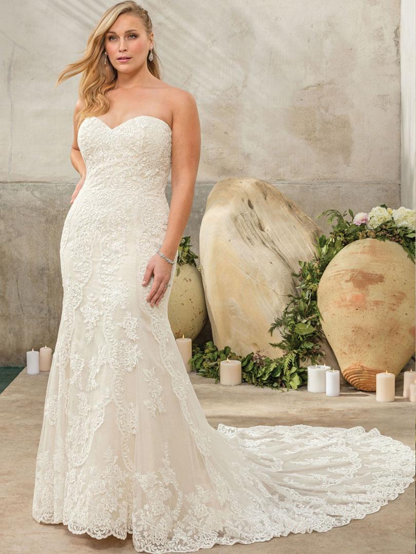 Wedding Dress 9469 - Dominique Levesque Bridal