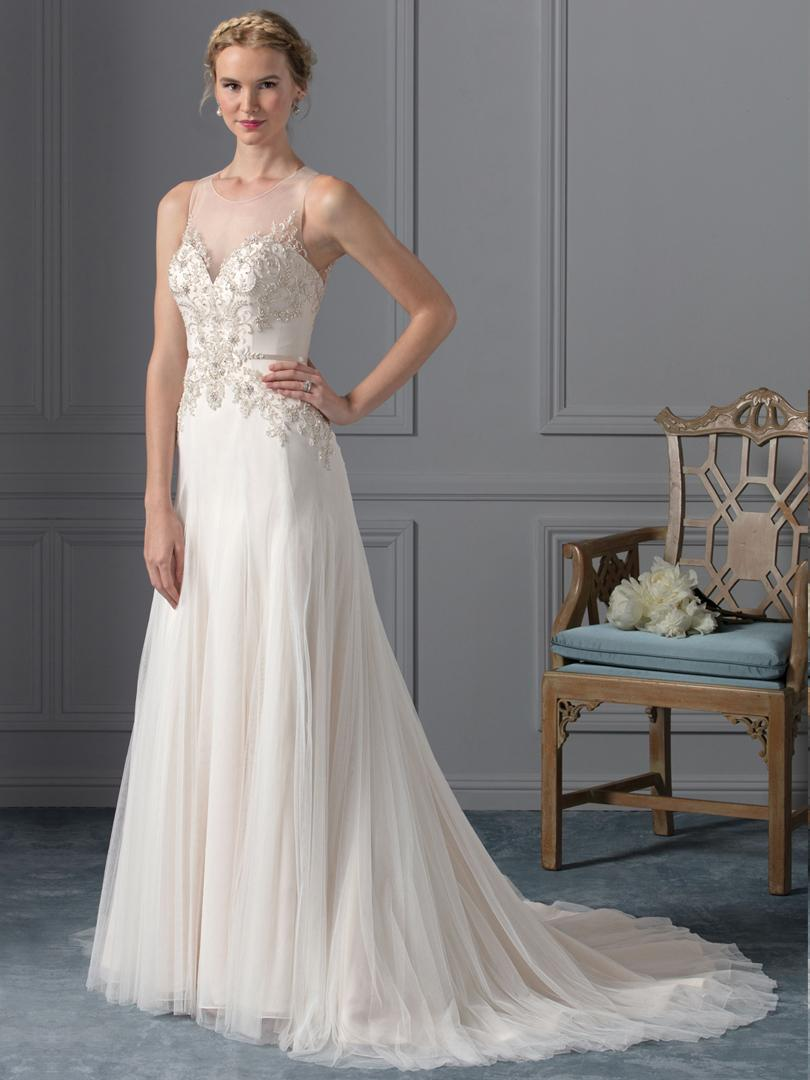 Wedding Dress 9470 - Dominique Levesque Bridal