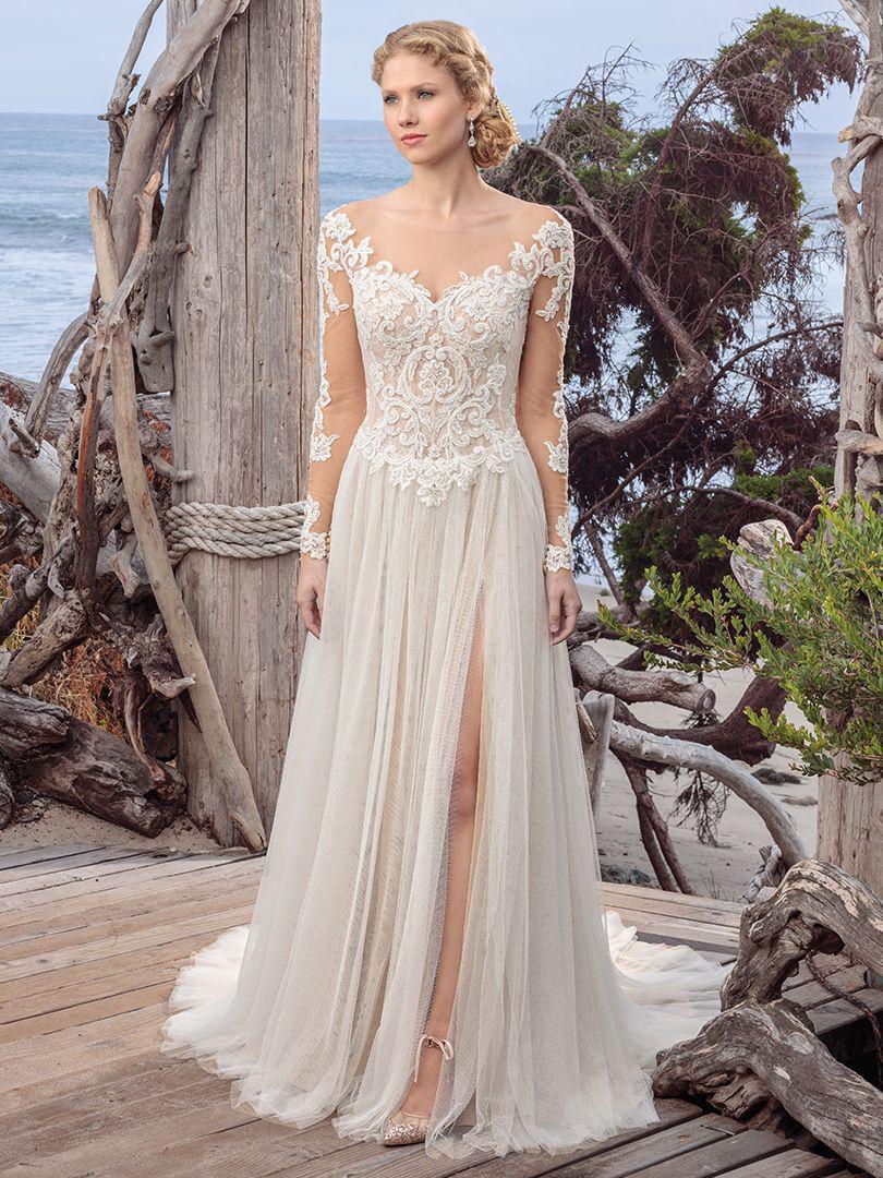 Wedding Dress 9814 - Dominique Levesque Bridal