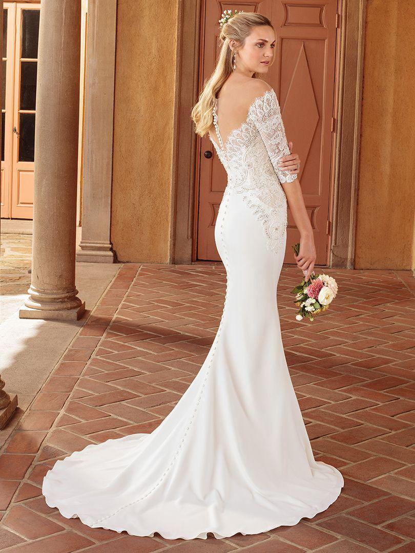 Wedding Dress 9816 - Dominique Levesque Bridal