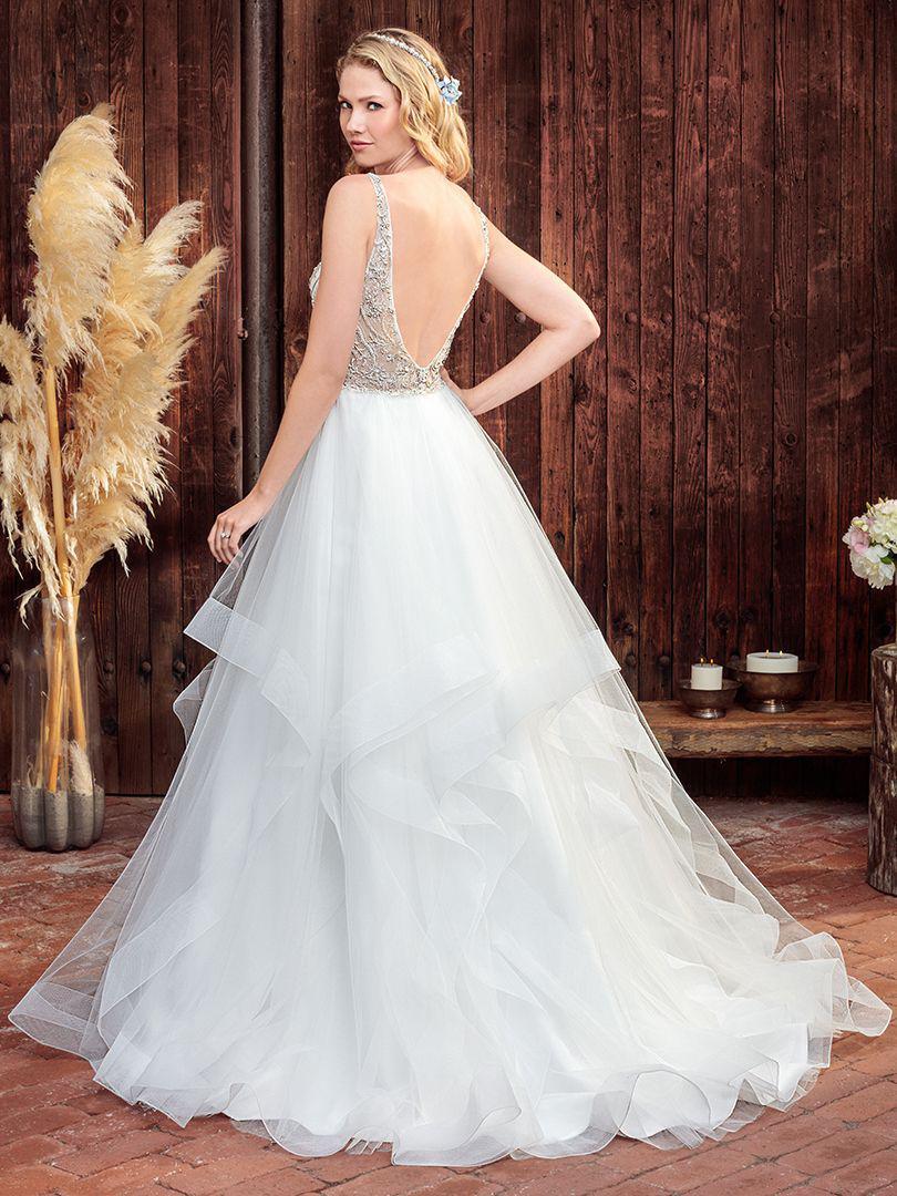 Wedding Dress 9825 - Dominique Levesque Bridal