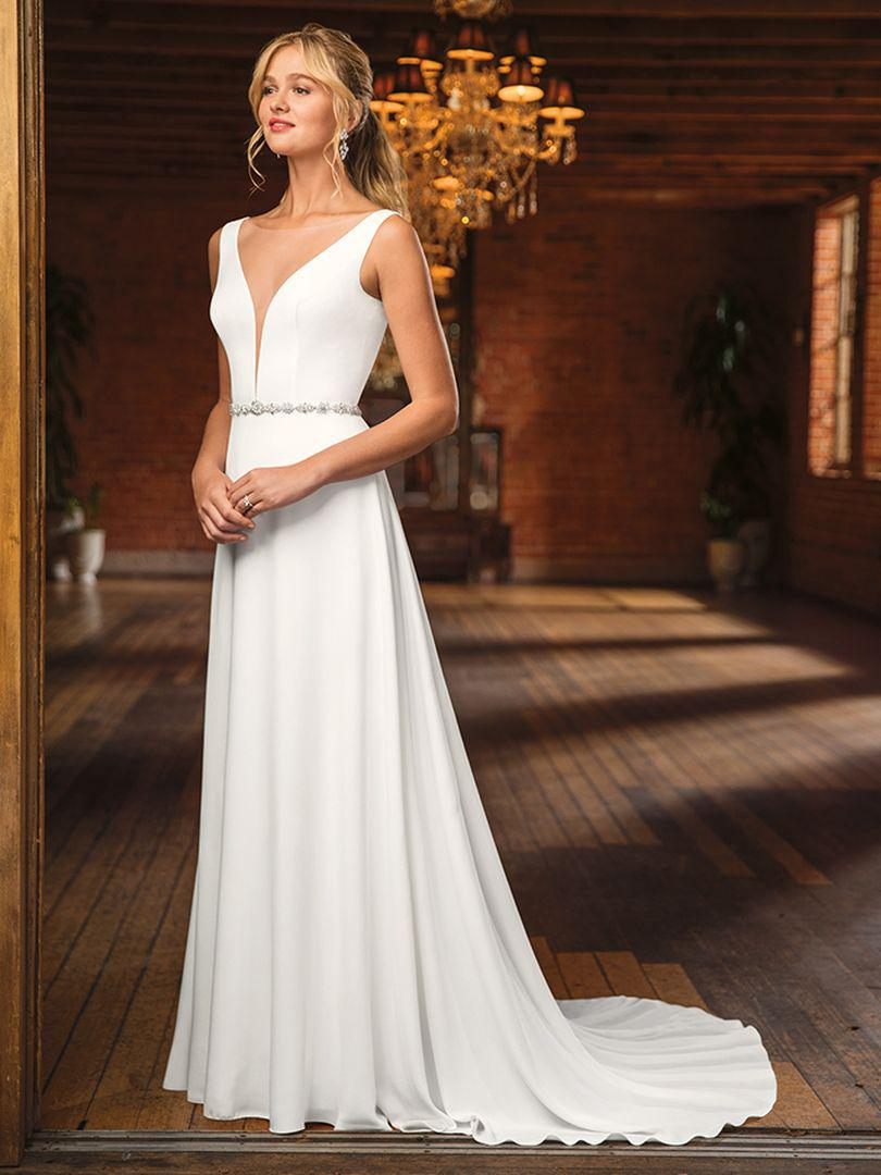 Wedding Dress CB382LBBG - Dominique Levesque Bridal