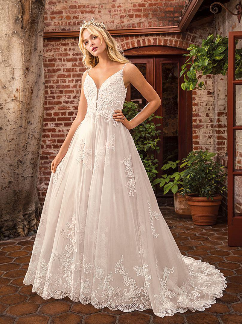 Wedding Dress CBC682LBBG - Dominique Levesque Bridal