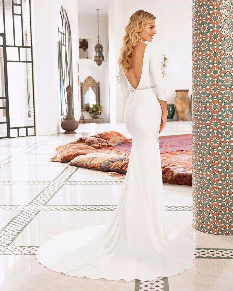 Wedding Dress CB703LBBG - Dominique Levesque Bridal