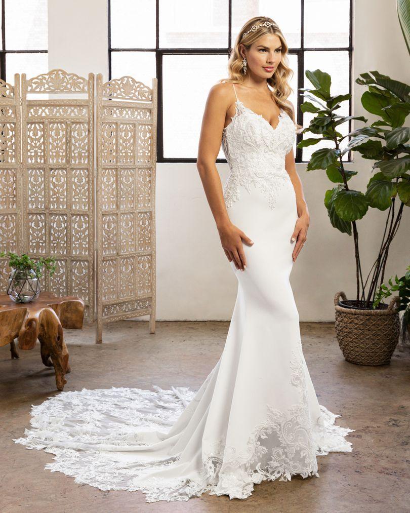 Wedding Dress CB723LBBG - Dominique Levesque Bridal