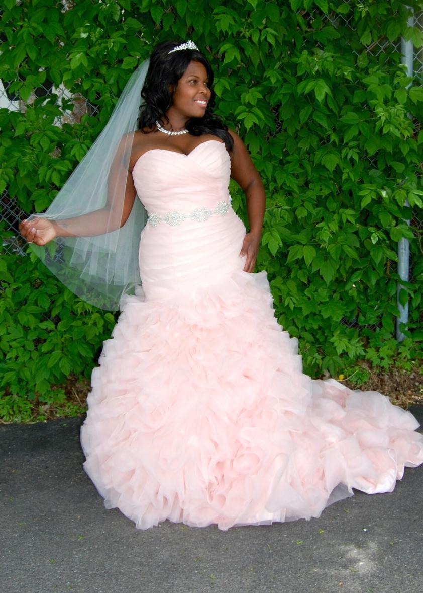 Wedding Dress 8497 - Dominique Levesque Bridal