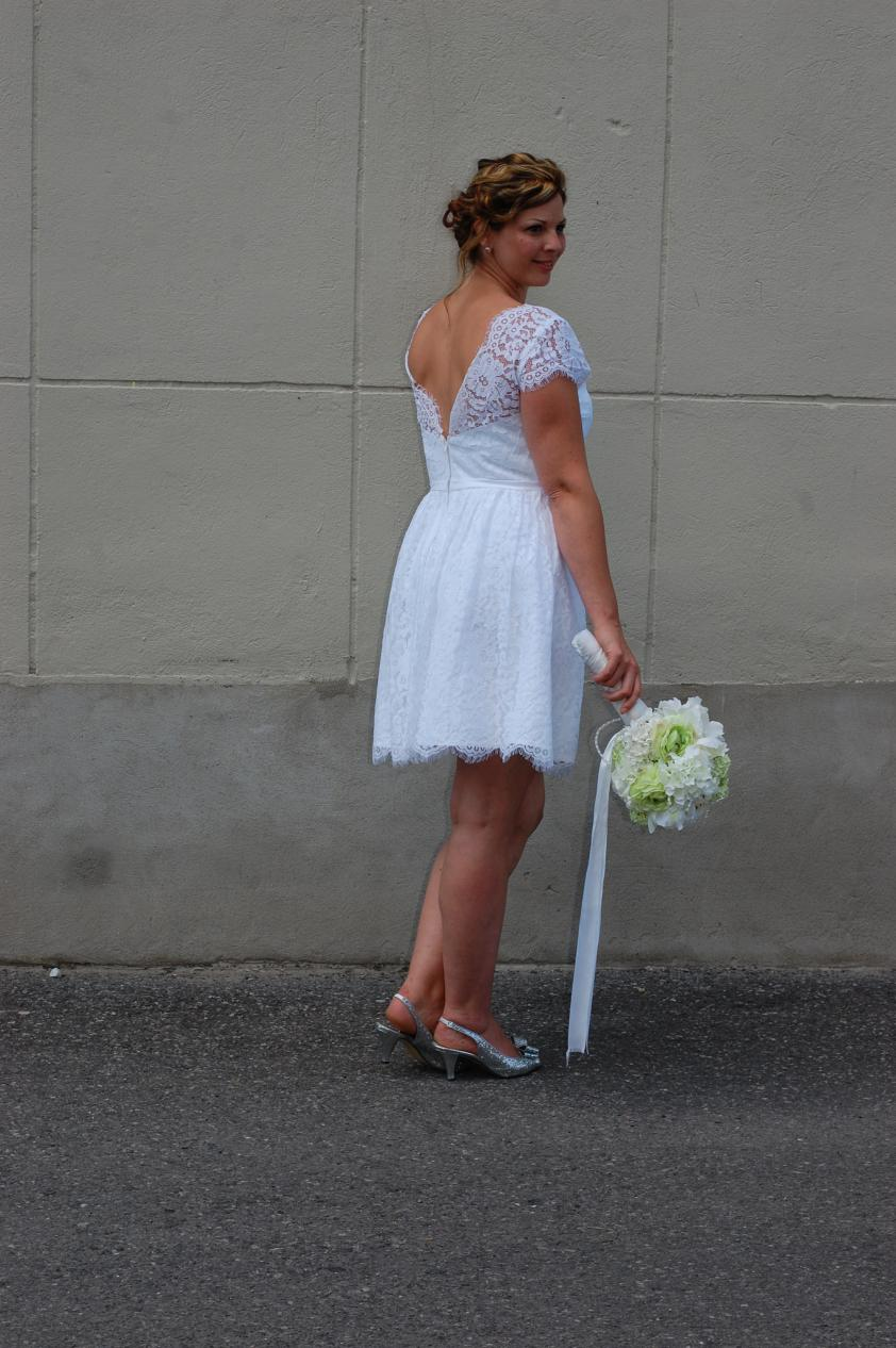 Wedding Dress 8364 - Dominique Levesque Bridal