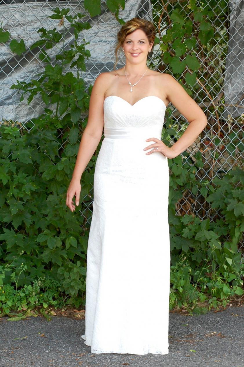Wedding Dress 8643 - Dominique Levesque Bridal