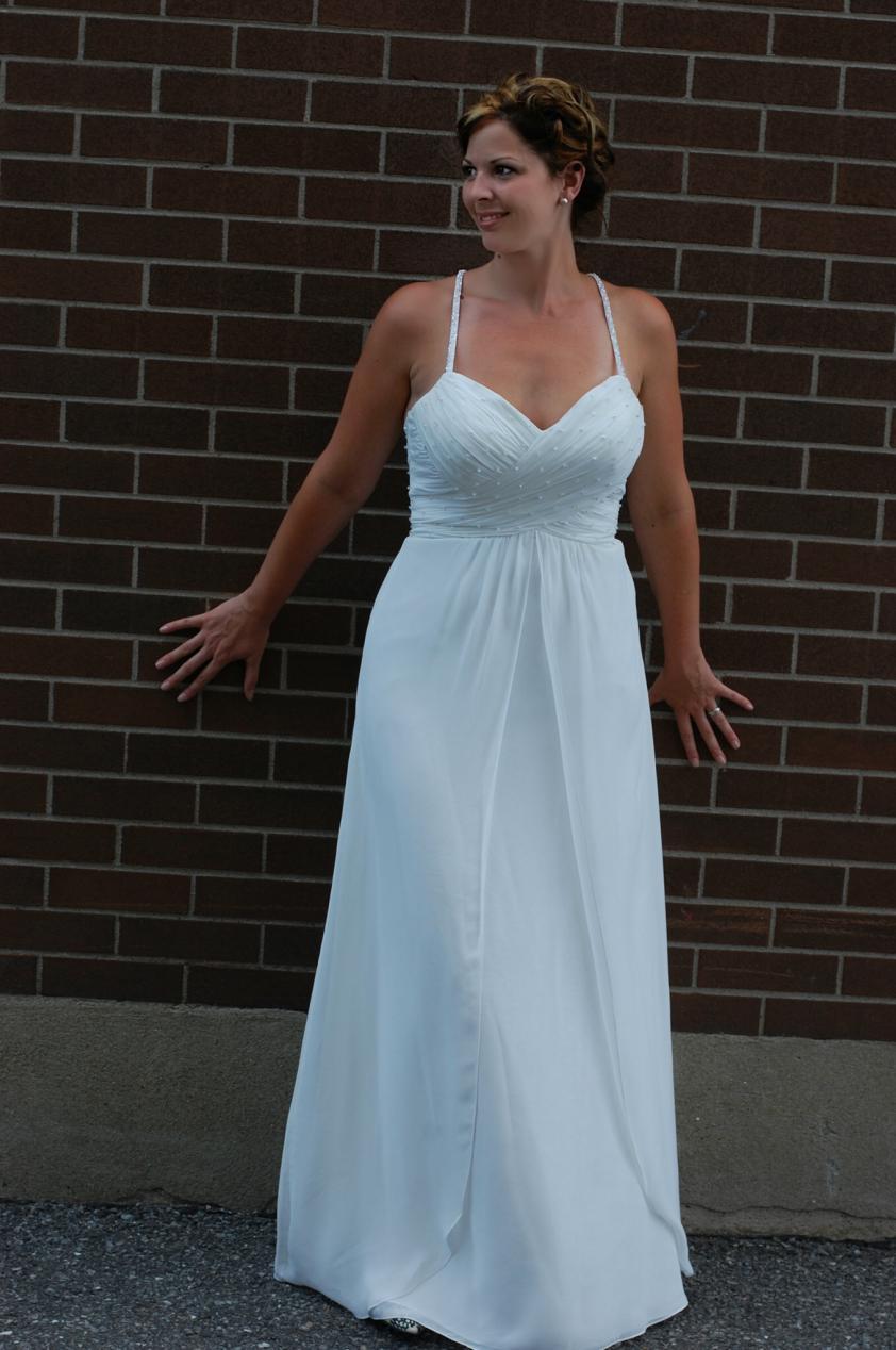 Wedding Dress 8661 - Dominique Levesque Bridal