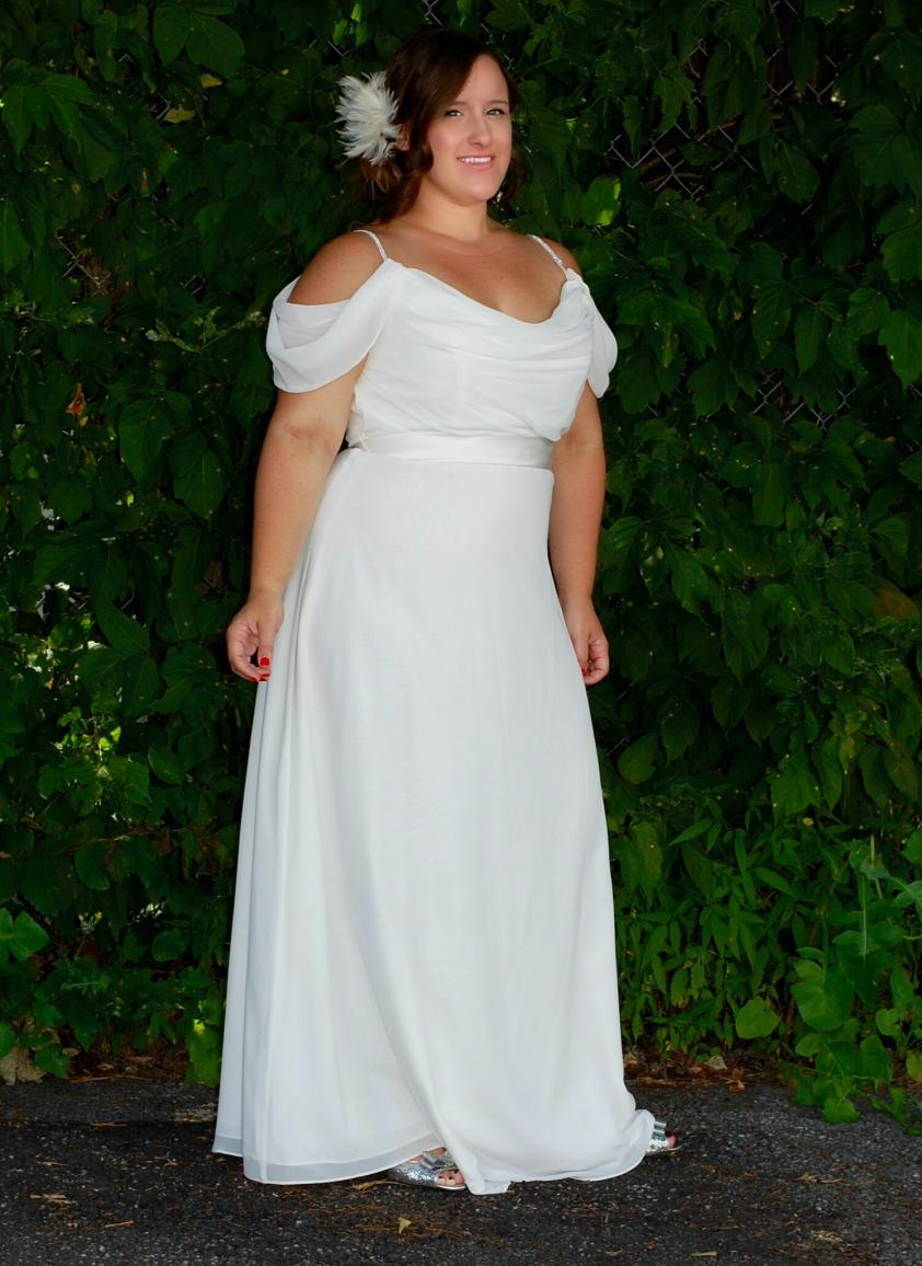 Wedding Dress 8638 - Dominique Levesque Bridal