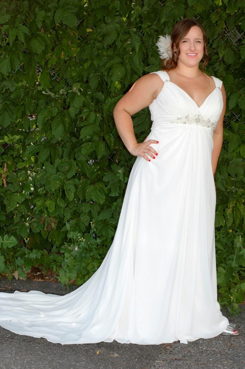 Wedding Dress 8159 - Dominique Levesque Bridal
