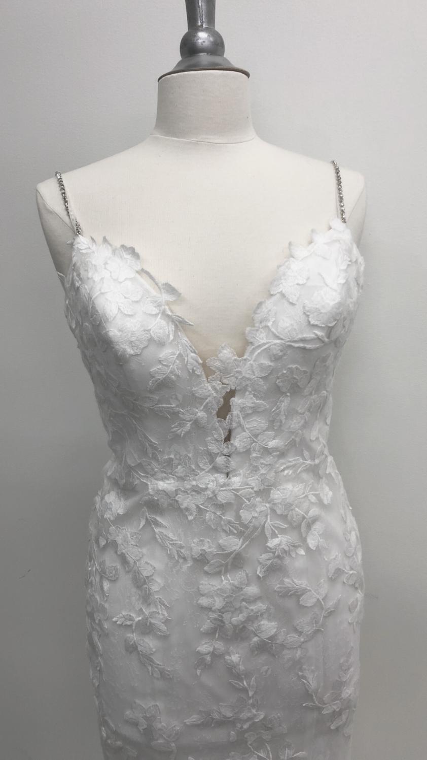 Wedding Dress Juniper - Dominique Levesque Bridal
