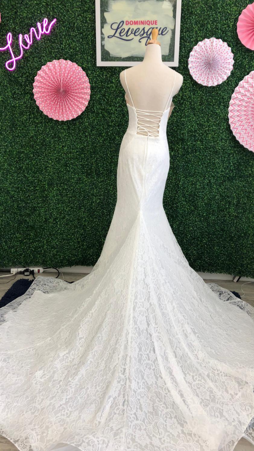 Wedding Dress Laura - Dominique Levesque Bridal