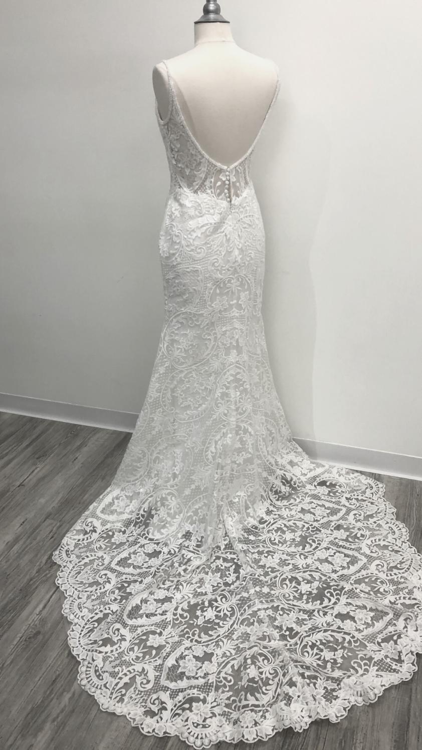 Wedding Dress Magnolia - Dominique Levesque Bridal