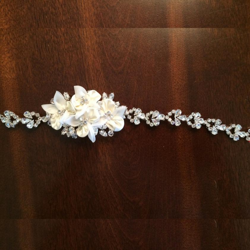 Wedding Dress 9168 - Dominique Levesque Bridal