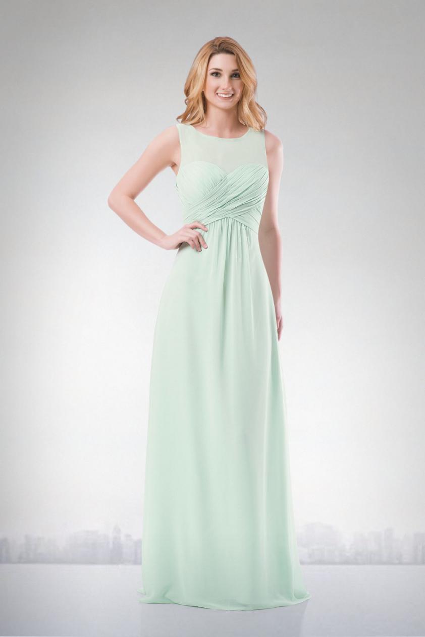 Wedding Dress 9676 - Dominique Levesque Bridal