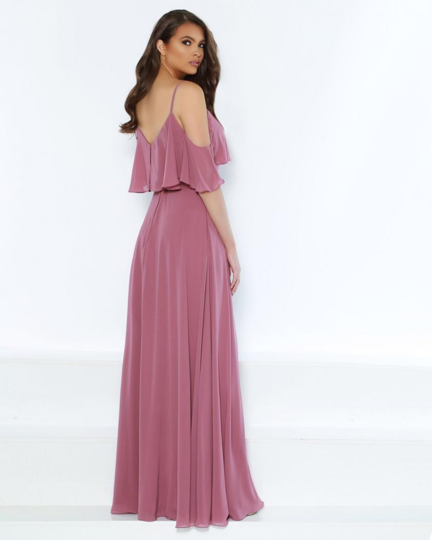 Wedding Dress LF3871BM - Dominique Levesque Bridal