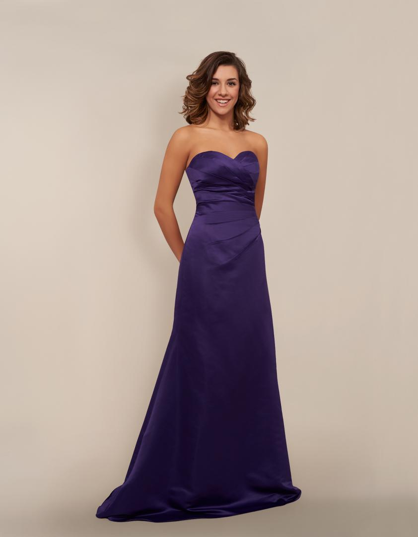 Wedding Dress 9639 - Dominique Levesque Bridal