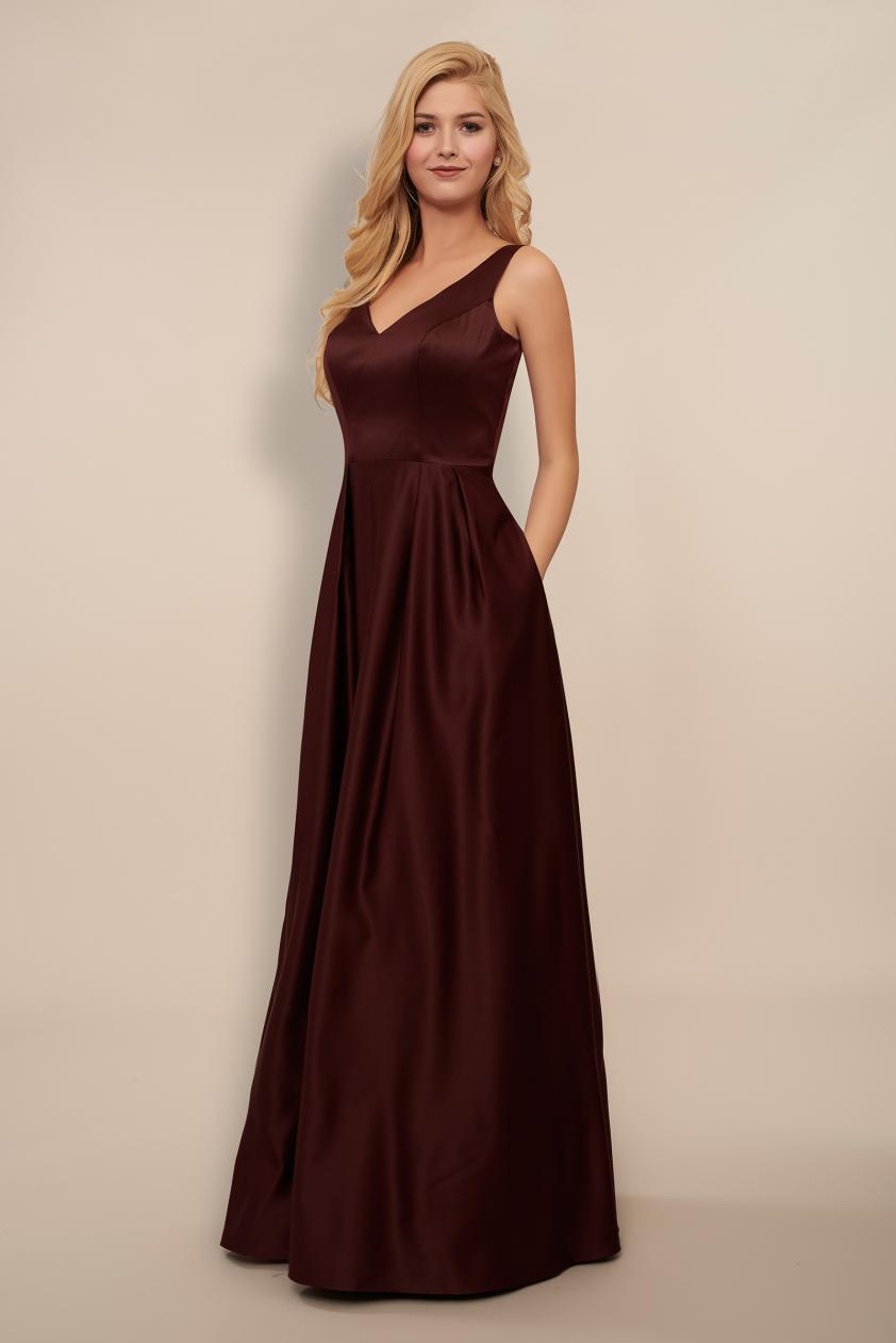 Wedding Dress 9640 - Dominique Levesque Bridal