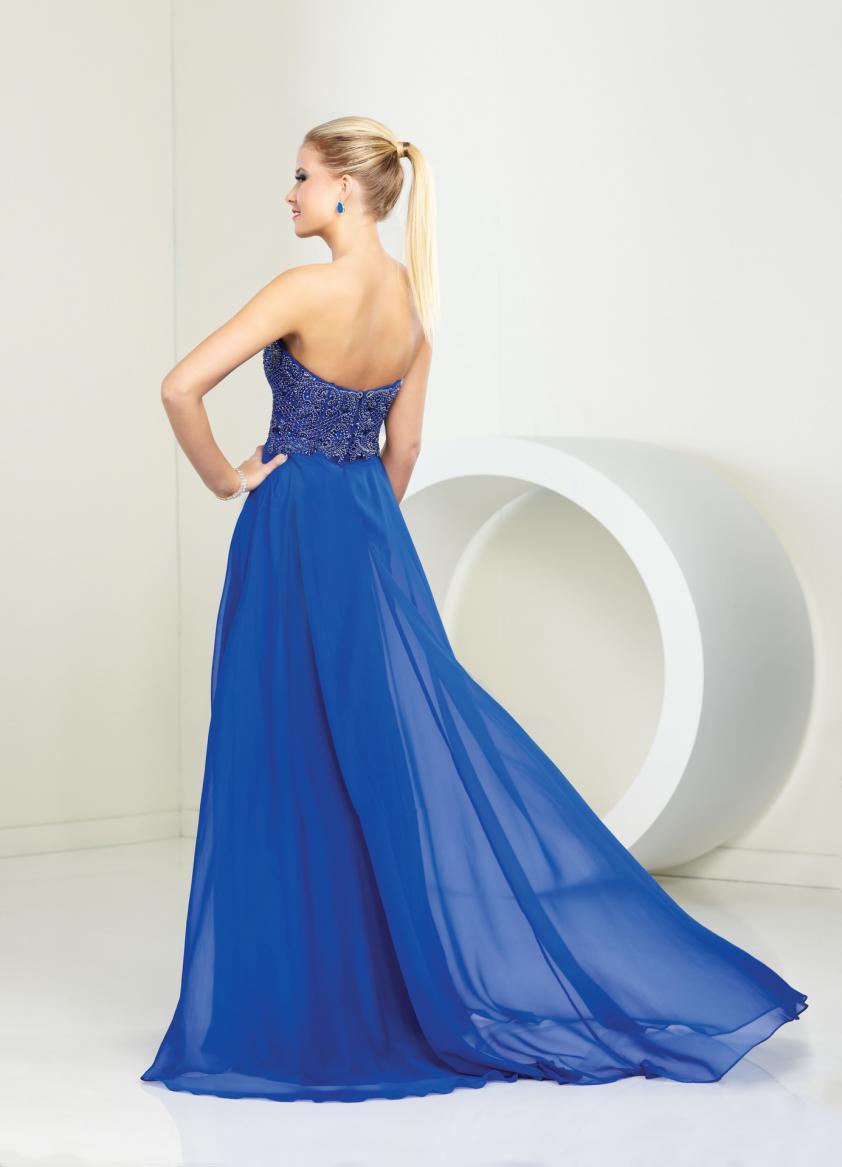 Wedding Dress 8587 - Dominique Levesque Bridal