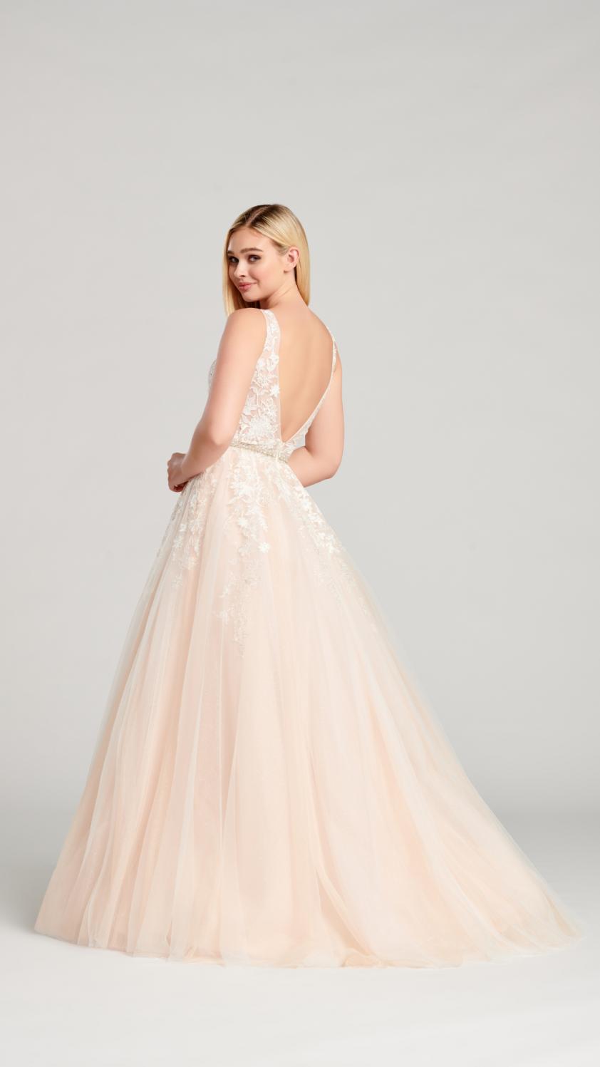 Wedding Dress MCP04022WEPROM - Dominique Levesque Bridal
