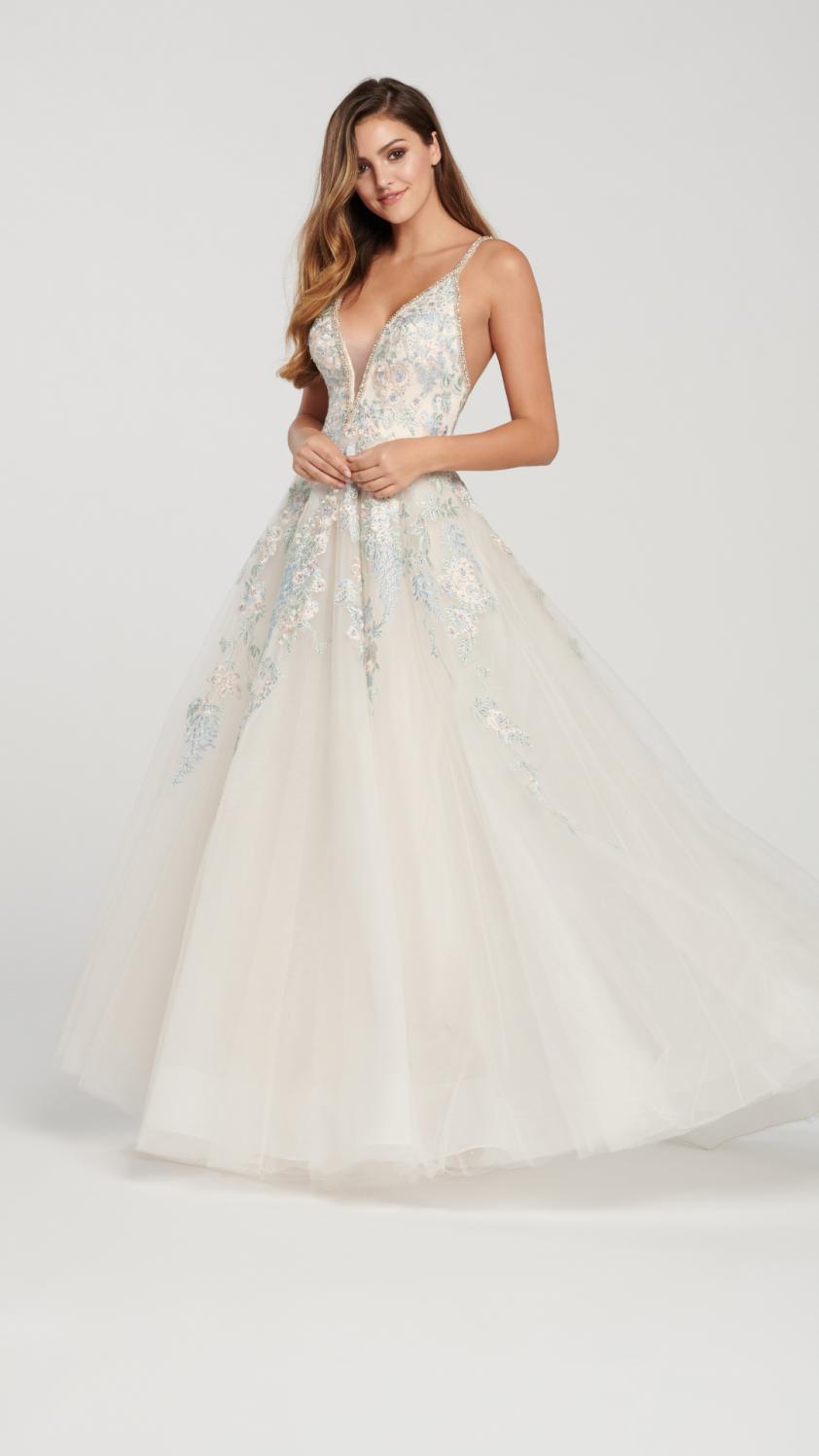 Wedding Dress MCP010911WEPROM - Dominique Levesque Bridal