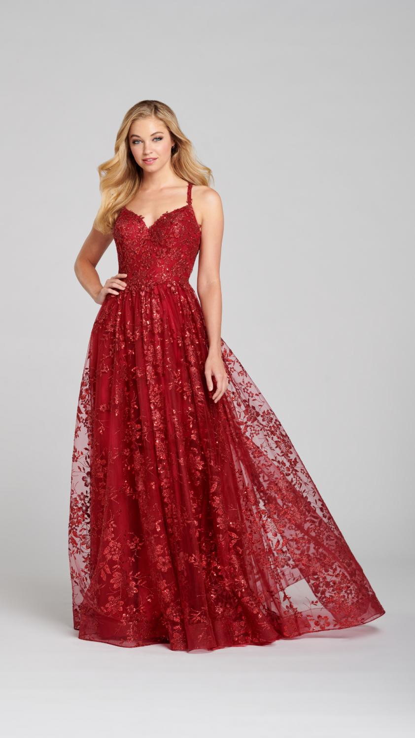 Wedding Dress MCP61121LCPROM - Dominique Levesque Bridal