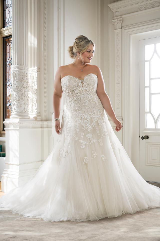 Wedding Dress 9703 - Dominique Levesque Bridal