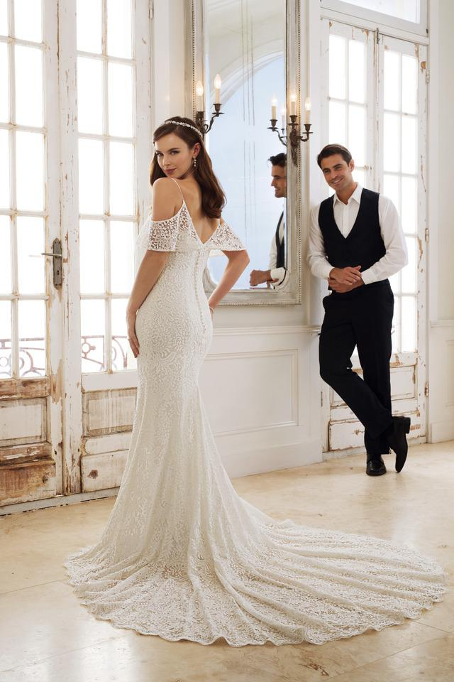 Wedding Dress 9696 - Dominique Levesque Bridal