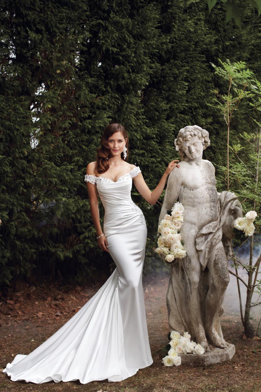 Wedding Dress 8106 - Dominique Levesque Bridal