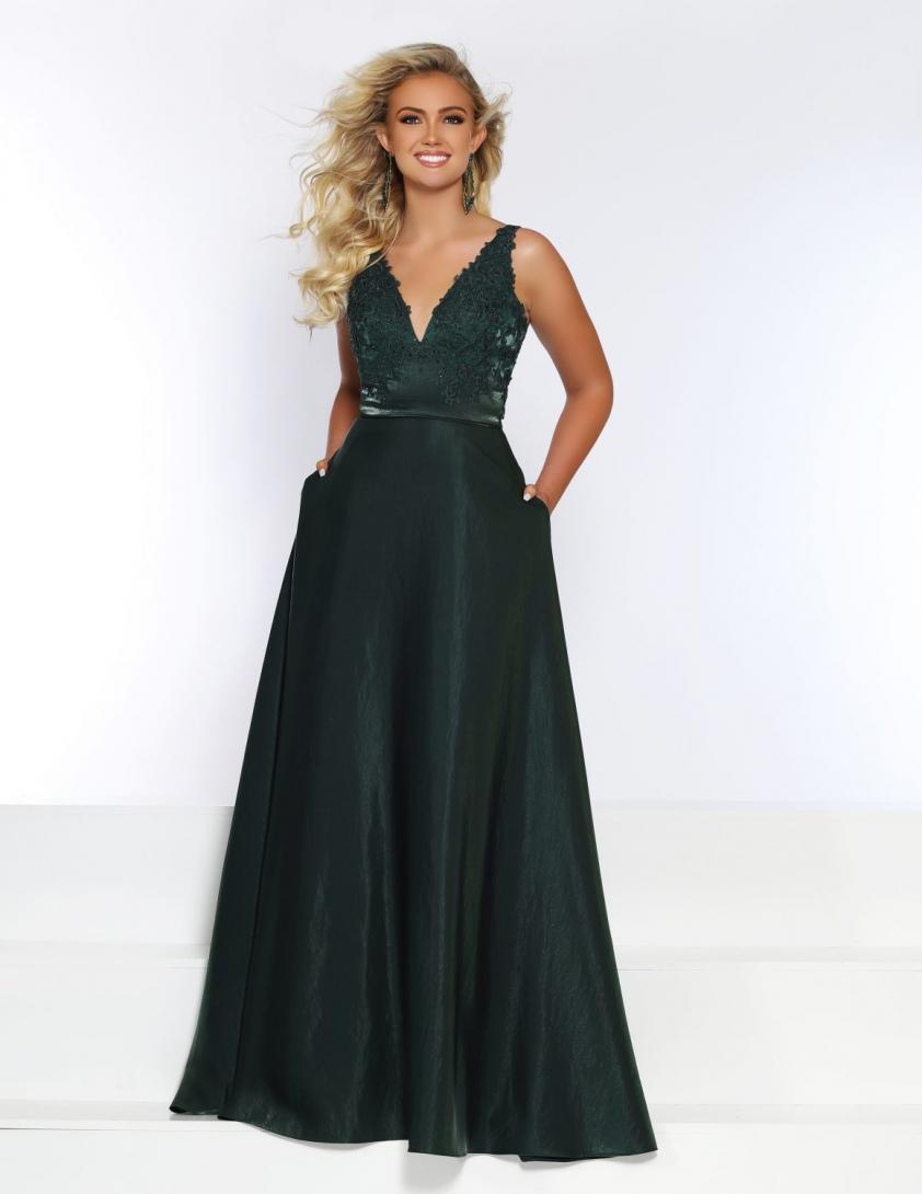 Wedding Dress 2T91002PROM - Dominique Levesque Bridal