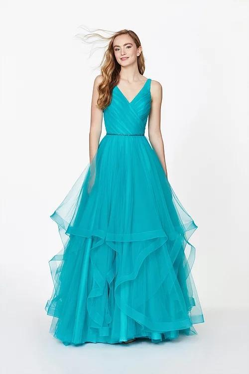 Wedding Dress A&A82002PROM - Dominique Levesque Bridal