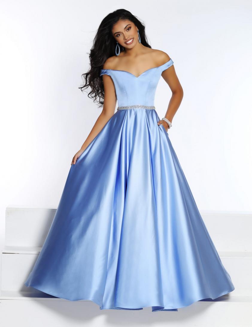 Wedding Dress 2T25002PROM - Dominique Levesque Bridal