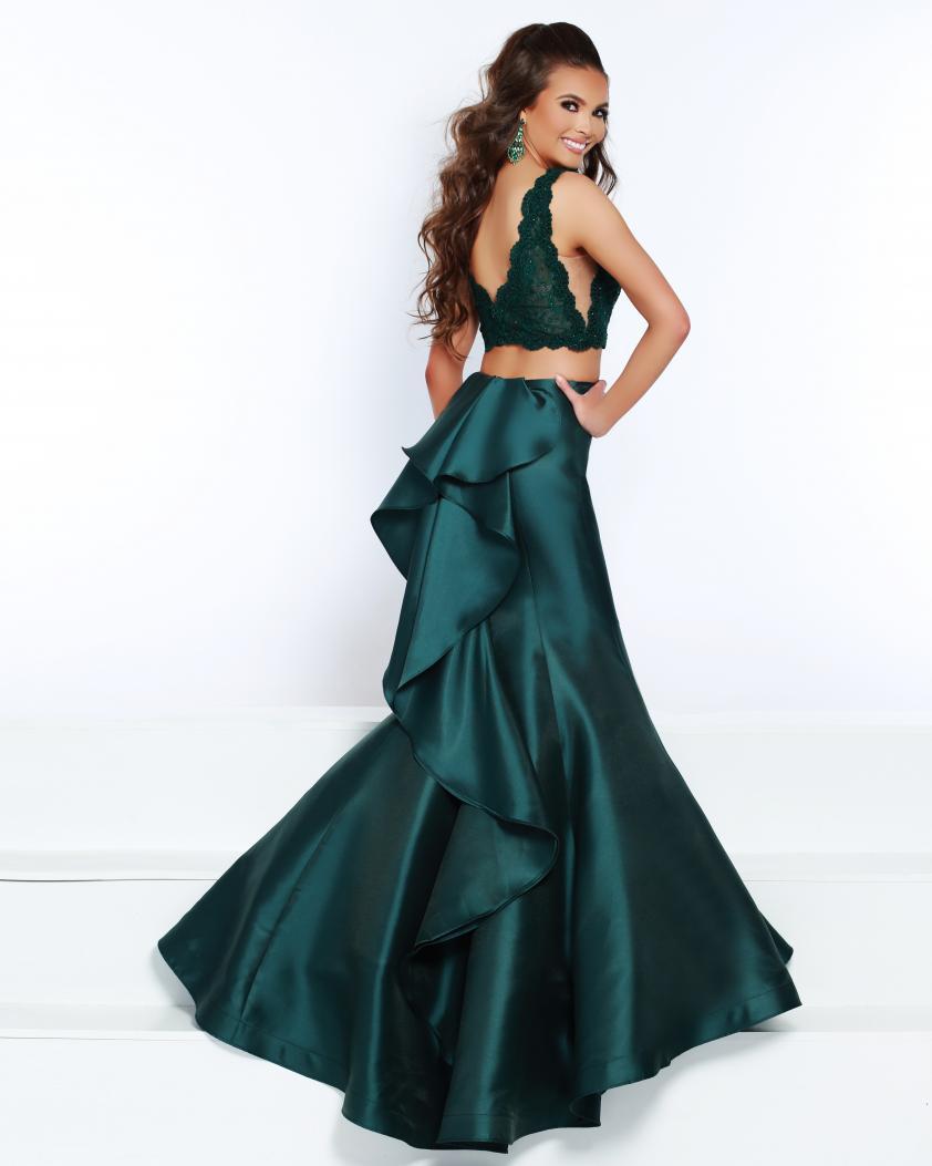 Wedding Dress 2T74519PROM - Dominique Levesque Bridal