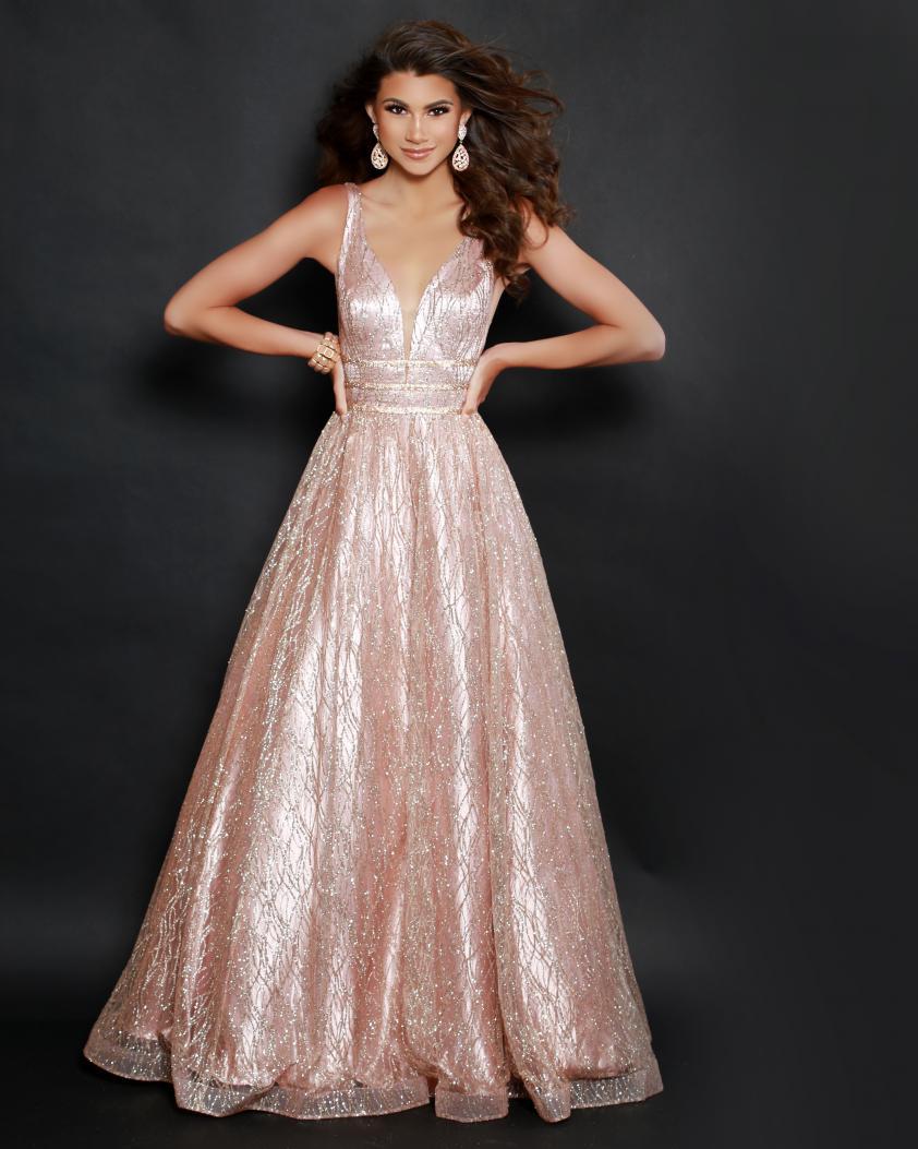 Wedding Dress 2T50619PROM - Dominique Levesque Bridal
